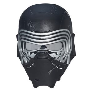 [Star Wars: The Force Awakens: Electronic Mask: Kylo Ren (Product Image)]