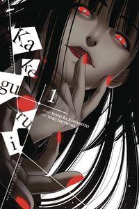 [Kakegurui: Compulsive Gambler: Volume 1 (Product Image)]