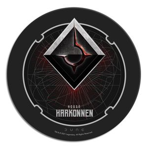 [Dune: Coaster: House Harkonnen (Product Image)]