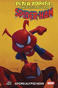 [Spider-Ham: Volume 1: Aporkalypse Now (Product Image)]