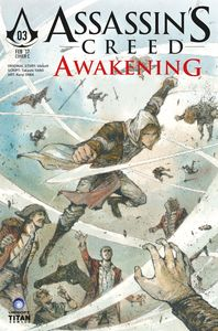 [Assassins Creed: Awakening #3 (Cover C Jiang) (Product Image)]