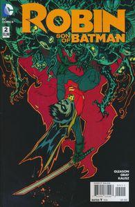 [Robin: Son Of Batman #2 (Product Image)]