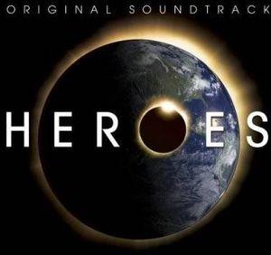 [Heroes: Original Soundtrack CD (Product Image)]