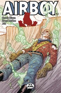 [Airboy #51 (Cover A Mckee) (Product Image)]