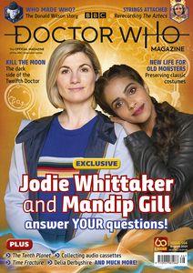 [Doctor Who Magazine #566 (Product Image)]