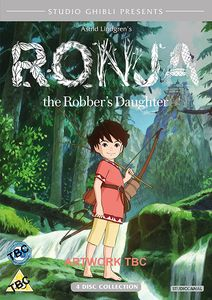 [Ronja The Robber's Daughter (Product Image)]
