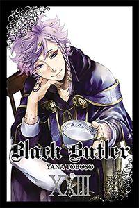 [Black Butler: Volume 23 (Product Image)]