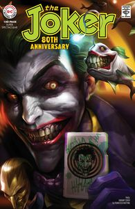 [Joker: 80th Anniversary 100 Page Super Spectacular #1 (1960s F Mattina Variant) (Product Image)]