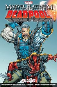 [Marvel Platinum: The Definitive Deadpool: Reloaded (Product Image)]