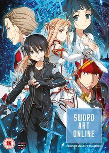 [Sword Art Online: Complete Season 1 (Product Image)]