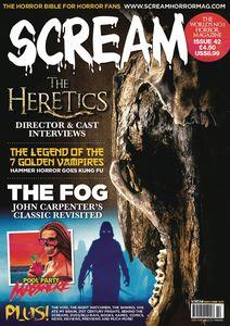 [Scream Magazine #42 (Product Image)]