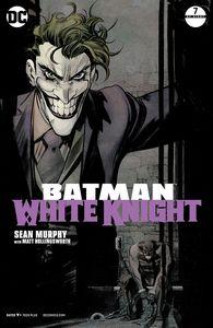 [Batman: White Knight #7 (Product Image)]