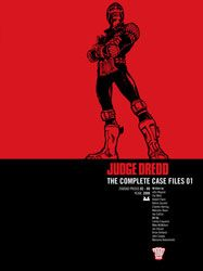 [2000AD: Judge Dredd: Complete Case Files: Volume 1 (Product Image)]