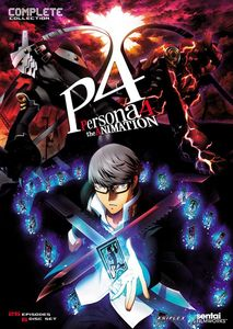 [Persona 4: The Animation: Complete Collection (Product Image)]