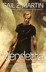 [Deadly Curiosities: Book 2: Vendetta (Product Image)]
