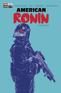 [American Ronin #3 (Product Image)]