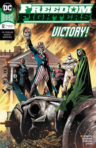 [Freedom Fighters #12 (Product Image)]