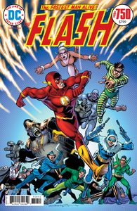 [Flash #750 (1970s Garcia Lopez Variant Edition) (Product Image)]