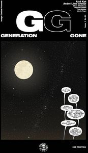 [Generation Gone #1 (2nd Printing) (Product Image)]