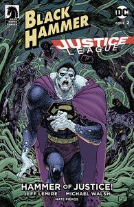 [Black Hammer: Justice League #2 (Cover C Bertram) (Product Image)]
