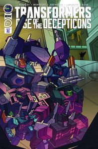 [Transformers #21 (Murphy Variant) (Product Image)]