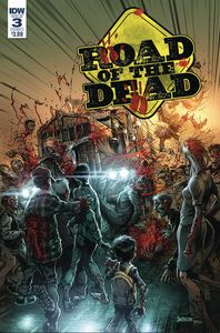 [Road Of The Dead: Highway To Hell #3 (Cover A Santiperez) (Product Image)]