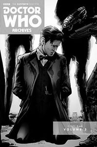 [Doctor Who: The Eleventh Doctor Archives: Omnibus: Volume 3 (Product Image)]