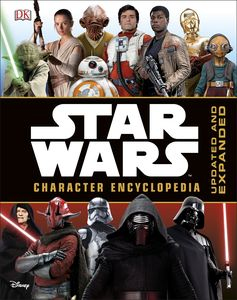 [Star Wars: Character Encyclopedia (Updated Edition - Hardcover) (Product Image)]