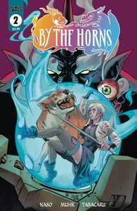 [By The Horns #2 (Cover A Muhr) (Product Image)]