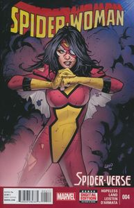 [Spider-Woman #4 (Product Image)]