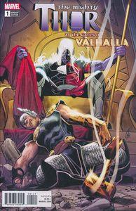 [Mighty Thor: Gates Of Valhalla #1 (Garney Variant) (Product Image)]