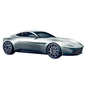 [James Bond: Hot Wheels: Elite Series Vehicles: Spectre Aston Martin DB10 (Product Image)]