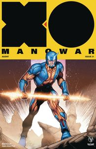 [X-O Manowar (2017) #21 (Cover C - Towe) (Product Image)]
