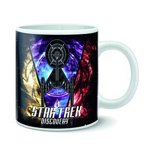 [Star Trek: Discovery: Mug: The Ship (Product Image)]