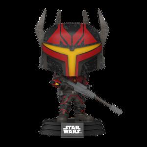 [Star Wars: The Clone Wars: Pop! Vinyl Bobblehead Figure: Gar Saxon (Product Image)]