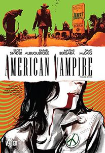 [American Vampire: Volume 7 (Hardcover) (Product Image)]