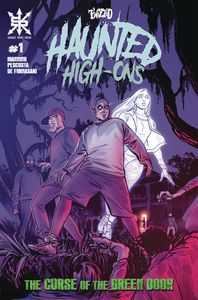 [Twiztid: Haunted High Ons: The Curse Of The Green Book  #1 (Product Image)]