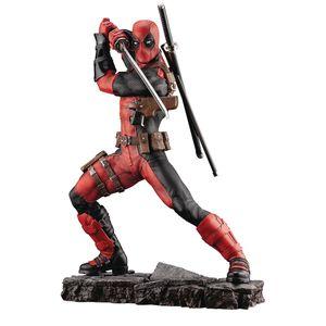 [Marvel: Maximum Fine Art Statue: Deadpool (Product Image)]