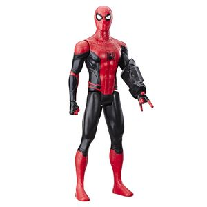[Spider-Man: Far From Home: Titan Hero Power FX Series Action Figure: Spider-Man (Product Image)]