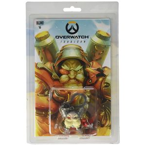 [Overwatch: Torbjorn Comic Book & Backpack Clip (Product Image)]