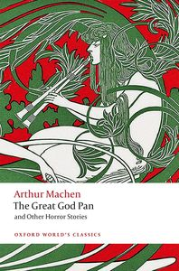 [The Great God Pan & Other Horror Stories (Product Image)]