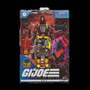[GI Joe Classified: Action Figure: B.A.T (Product Image)]