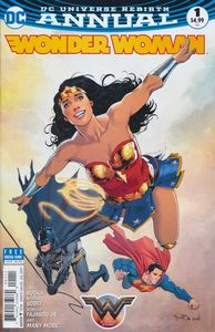 [Wonder Woman: Annual #1 (Product Image)]