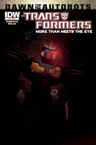 [Transformers: More Than Meets Eye #33 Dawn Of The Autobots (Product Image)]