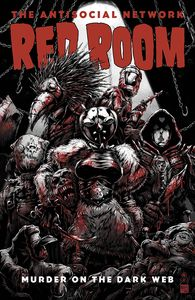 [Red Room #3 (Cover B Okazaki Variant) (Product Image)]