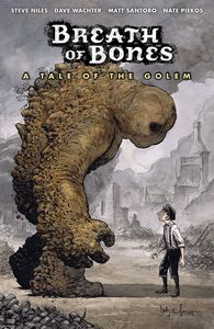 [Breath of Bones: A Tale Of The Golem (Product Image)]