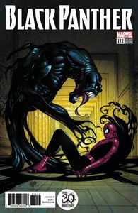 [Black Panther #172 (Venom 30th Variant) (Legacy) (Product Image)]