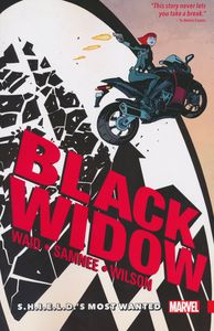 [Black Widow: Volume 1: S.H.I.E.L.D.'s Most Wanted (Product Image)]