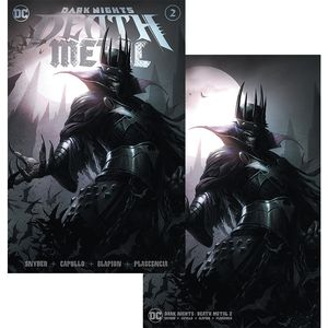 [Dark Nights: Death Metal #2 (Forbidden Planet Exclusive Mattina Variant Set) (Product Image)]