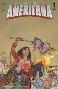 [Post Americana #1 (Cover B Darrow) (Product Image)]